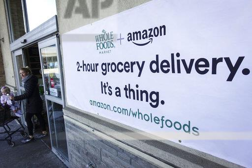 Amazon Whole Foods Two-Hour Grocery Delivery Service